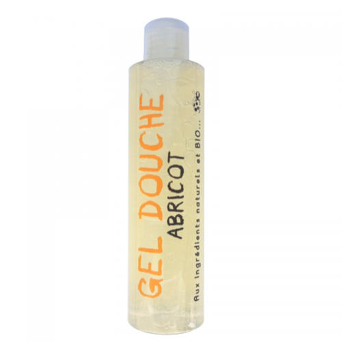 Abricot 200ml Gel douche