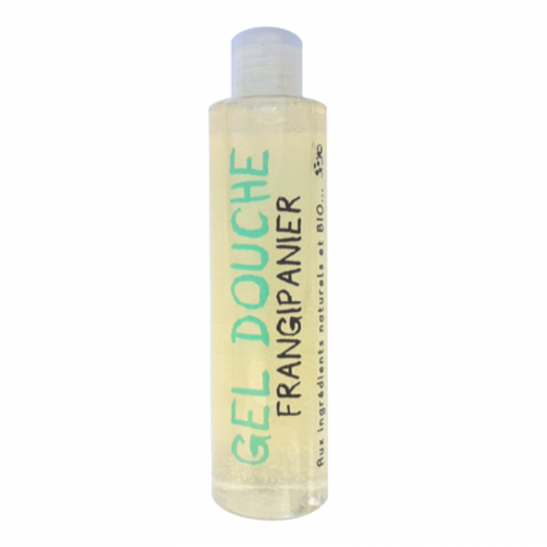 Gel douche Frangipanier 200ml