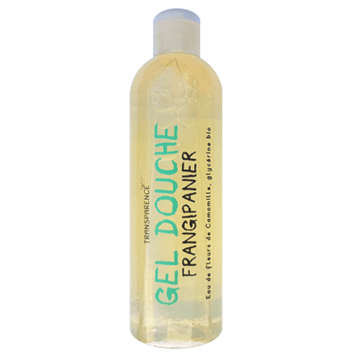 Gel douche Frangipanier 500ml