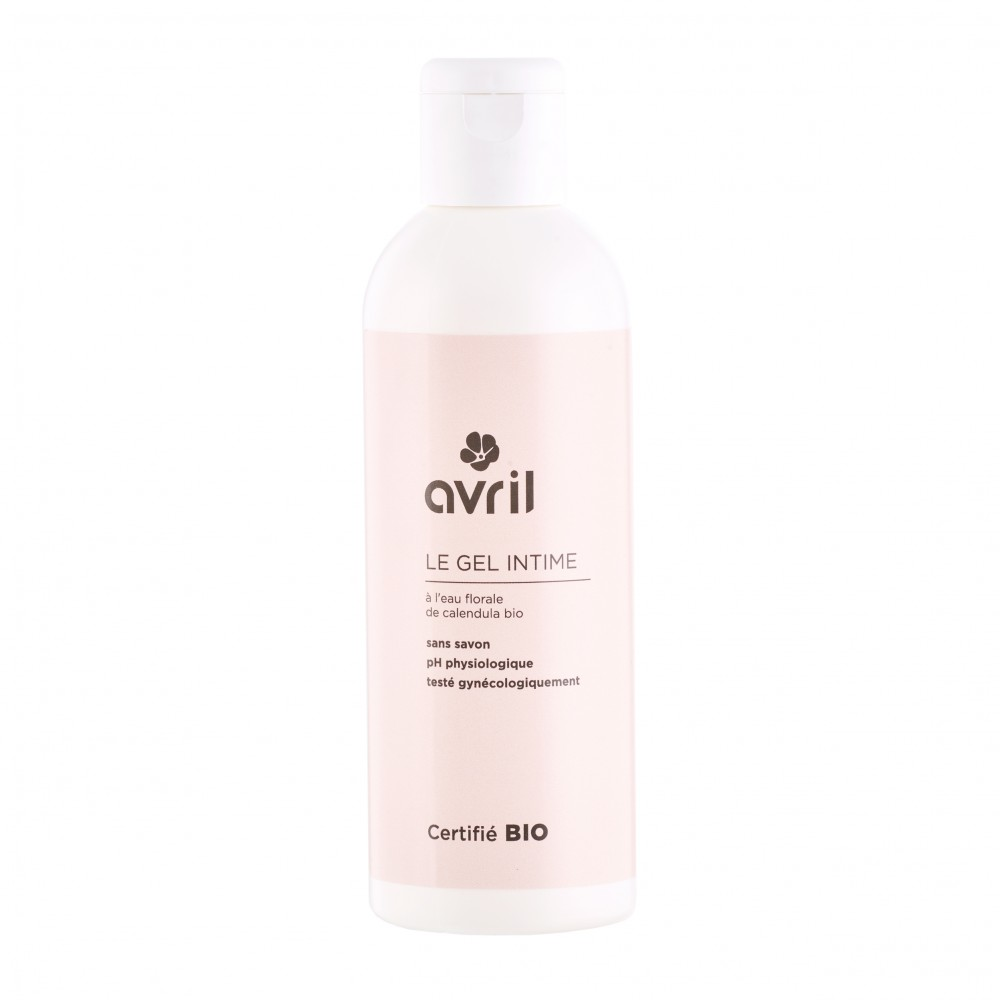 Gel intime Avril Cosmétiques