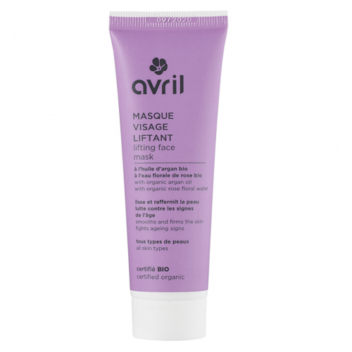 Masque visage liftant