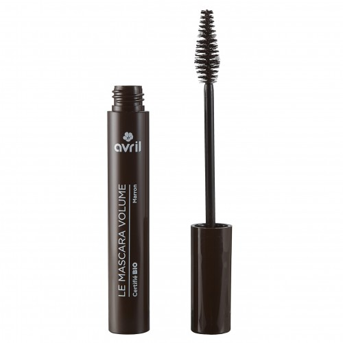 Marron Mascara volume